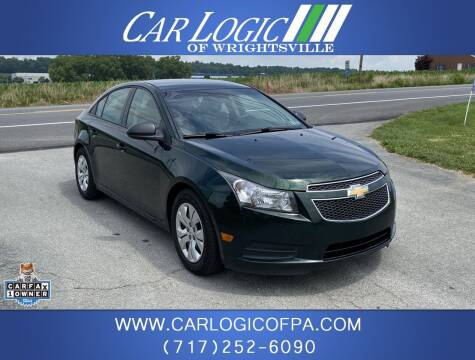 2014 Chevrolet Cruze for sale at Car Logic in Wrightsville PA