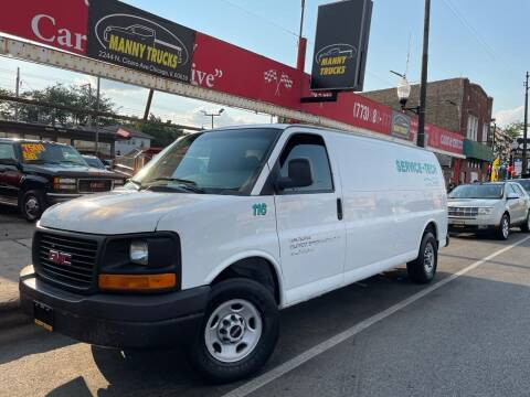 2007 GMC Savana Cargo for sale at Manny Trucks in Chicago IL