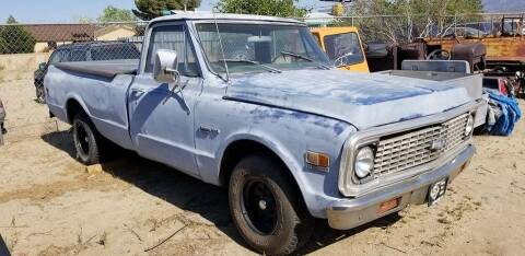 1971 Chevrolet C/K 10 Series for sale at Vehicle Liquidation in Littlerock CA