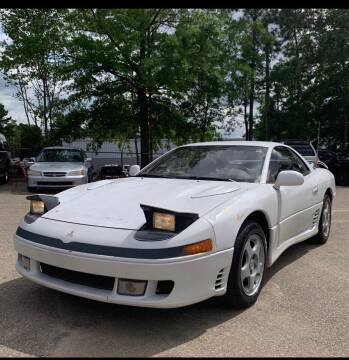 1992 Mitsubishi 3000GT for sale at STARLITE AUTO SALES LLC in Amelia OH