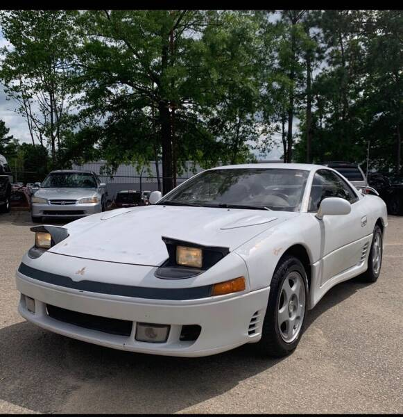 1992 Mitsubishi 3000GT for sale at STARLITE AUTO SALES LLC in Amelia OH