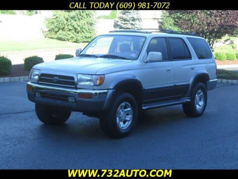 1998 Toyota 4Runner for sale at Absolute Auto Solutions in Hamilton NJ