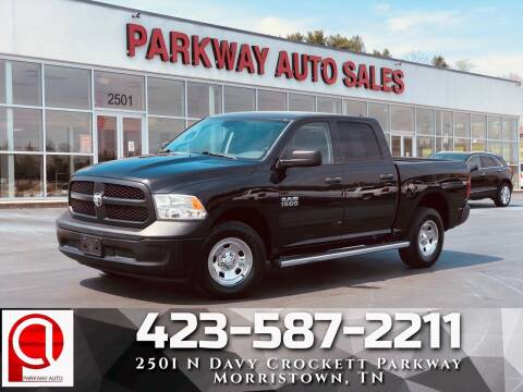2016 RAM Ram Pickup 1500 for sale at Parkway Auto Sales, Inc. in Morristown TN
