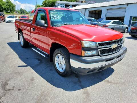 2006 Chevrolet Silverado 1500 for sale at DISCOUNT AUTO SALES in Johnson City TN