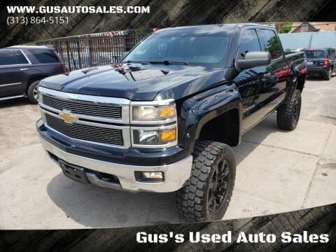 2014 Chevrolet Silverado 1500 for sale at Gus's Used Auto Sales in Detroit MI