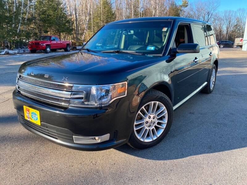 2015 Ford Flex for sale at Granite Auto Sales in Spofford NH