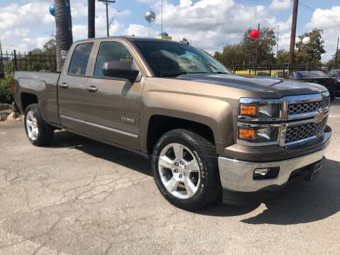 2015 Chevrolet Silverado 1500 for sale at Auto A to Z / General McMullen in San Antonio TX