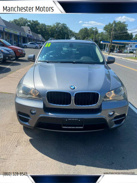 2011 BMW X5 for sale in Manchester, CT
