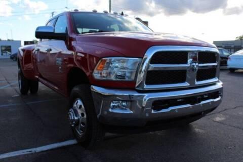 2016 RAM Ram Pickup 3500 for sale at B & B Car Co Inc. in Clinton Twp MI