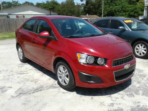 2015 Chevrolet Sonic for sale at Dick Smith Auto Sales in Augusta GA