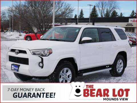 2018 Toyota 4Runner for sale at Rydell Auto Outlet in Mounds View MN
