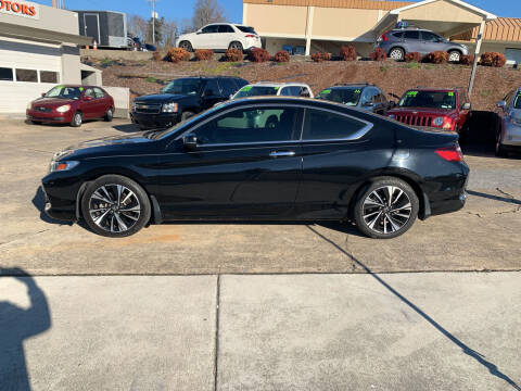 2017 Honda Accord for sale at State Line Motors in Bristol VA