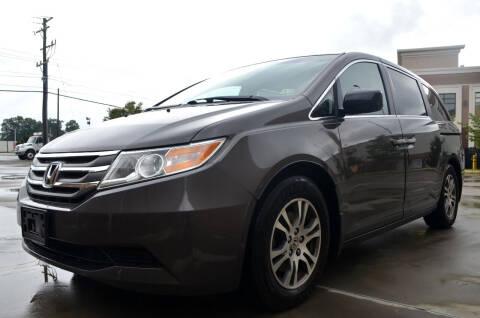 2012 Honda Odyssey for sale at Wheel Deal Auto Sales LLC in Norfolk VA