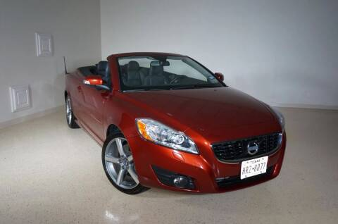 2011 Volvo C70 for sale at TopGear Motorcars in Grand Prarie TX