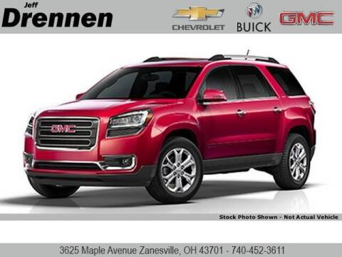 2015 GMC Acadia for sale at Jeff Drennen GM Superstore in Zanesville OH