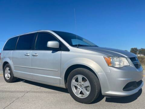 2012 Dodge Grand Caravan for sale at ILUVCHEAPCARS.COM in Tulsa OK