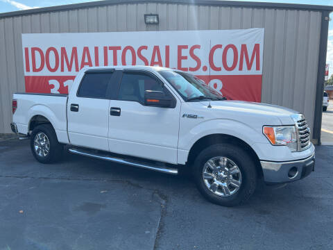 2012 Ford F-150 for sale at Auto Group South - Idom Auto Sales in Monroe LA