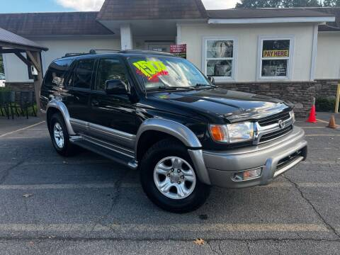 2002 Toyota 4Runner for sale at Hola Auto Sales in Atlanta GA
