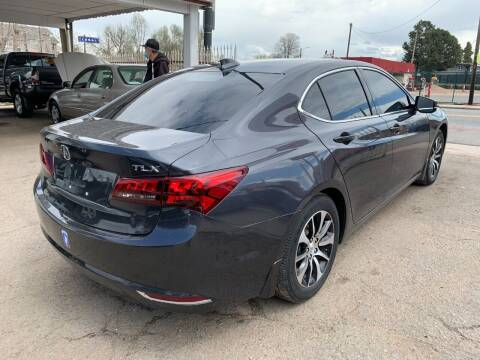 2015 Acura TLX for sale at STS Automotive in Denver CO