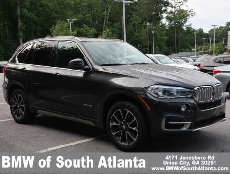 2018 BMW X5 for sale at Carol Benner @ BMW of South Atlanta in Union City GA