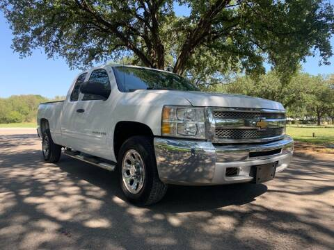 2013 Chevrolet Silverado 1500 for sale at 210 Auto Center in San Antonio TX