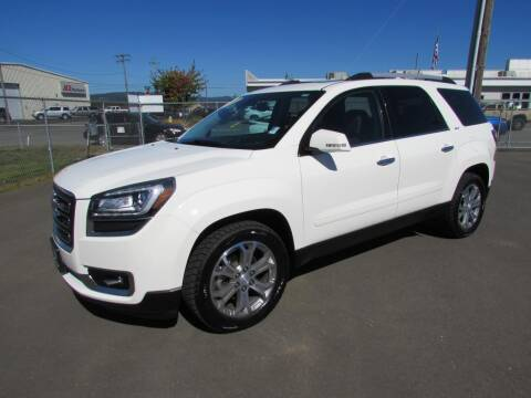 2015 GMC Acadia for sale at 101 Budget Auto Sales in Coos Bay OR