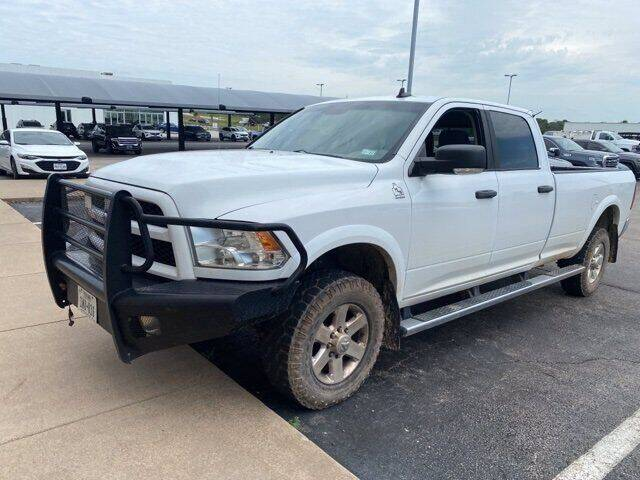 2015 RAM Ram Pickup 2500 for sale at Jerry's Buick GMC in Weatherford TX