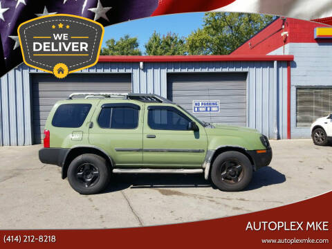 2003 Nissan Xterra for sale at Autoplex MKE in Milwaukee WI