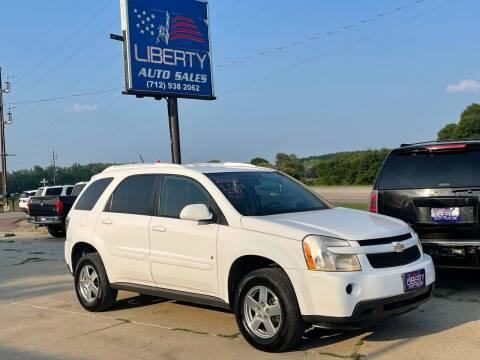 2008 Chevrolet Equinox for sale at Liberty Auto Sales in Merrill IA