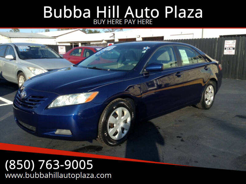 2009 Toyota Camry for sale at Bubba Hill Auto Plaza in Panama City FL