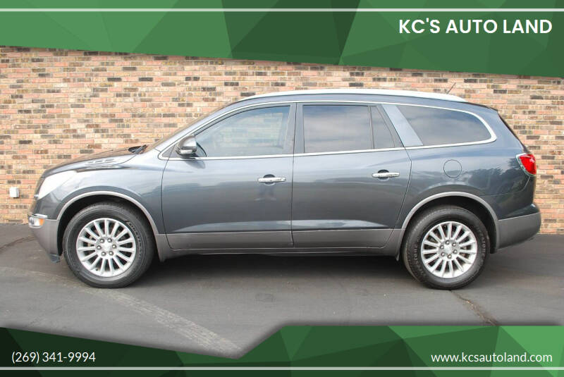 2012 Buick Enclave for sale at KC'S Auto Land in Kalamazoo MI