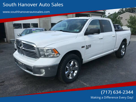 2019 RAM Ram Pickup 1500 Classic for sale at South Hanover Auto Sales in Hanover PA