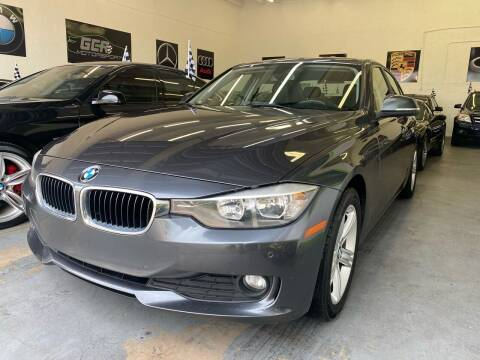 2015 BMW 3 Series for sale at GCR MOTORSPORTS in Hollywood FL