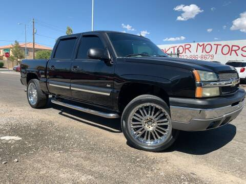 2004 Chevrolet Silverado 1500 for sale at Boktor Motors in Las Vegas NV