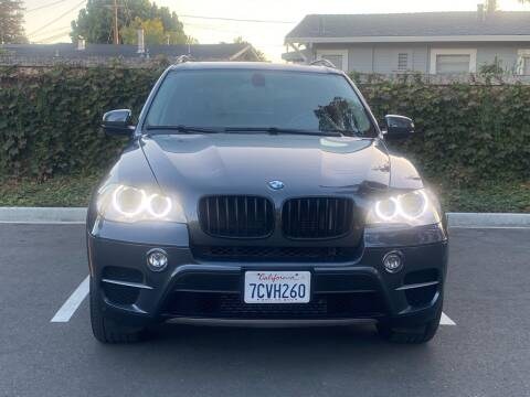 2013 BMW X5 for sale at CARFORNIA SOLUTIONS in Hayward CA