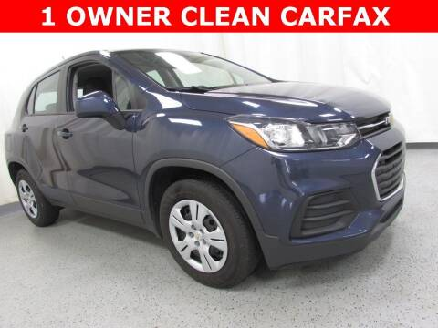 2018 Chevrolet Trax for sale at MATTHEWS HARGREAVES CHEVROLET in Royal Oak MI