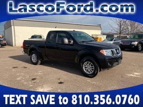 2016 Nissan Frontier for sale at Lasco of Grand Blanc in Grand Blanc MI