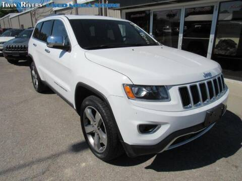 2015 Jeep Grand Cherokee for sale at TWIN RIVERS CHRYSLER JEEP DODGE RAM in Beatrice NE