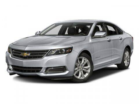 2017 Chevrolet Impala for sale at Joe and Paul Crouse Inc. in Columbia PA