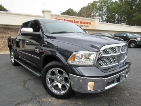 2015 RAM Ram Pickup 1500 for sale at North Georgia Auto Brokers in Snellville GA