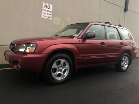 2004 Subaru Forester for sale at International Auto Sales in Hasbrouck Heights NJ