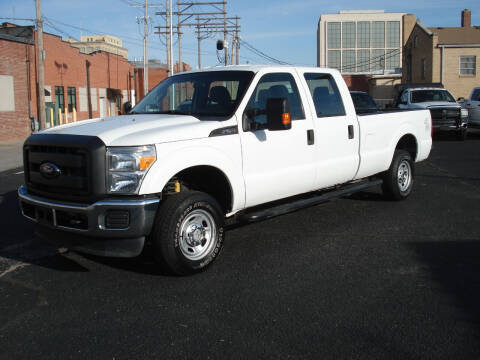 2013 Ford F-250 Super Duty for sale at Shelton Motor Company in Hutchinson KS