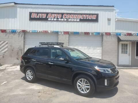 2014 Kia Sorento for sale at Elite Auto Connection in Conover NC