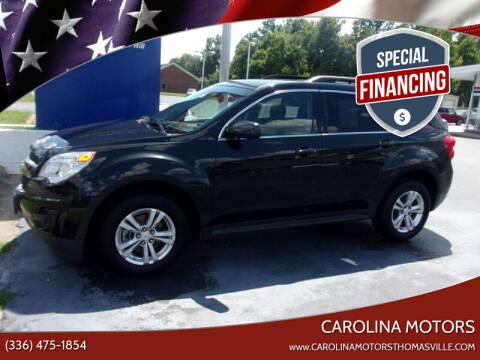 2014 Chevrolet Equinox for sale at CAROLINA MOTORS - Carolina Classics & More-Thomasville in Thomasville NC