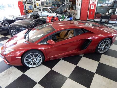 2013 Lamborghini Aventador for sale at Milpas Motors Auto Gallery in Ventura CA