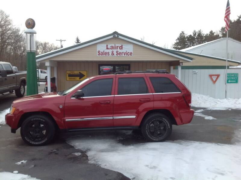 2005 Jeep Grand Cherokee for sale at LAIRD SALES AND SERVICE in Muskegon MI