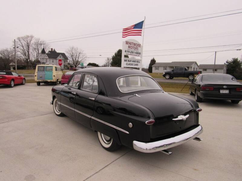 1949 Ford Crestline for sale at Whitmore Motors in Ashland OH