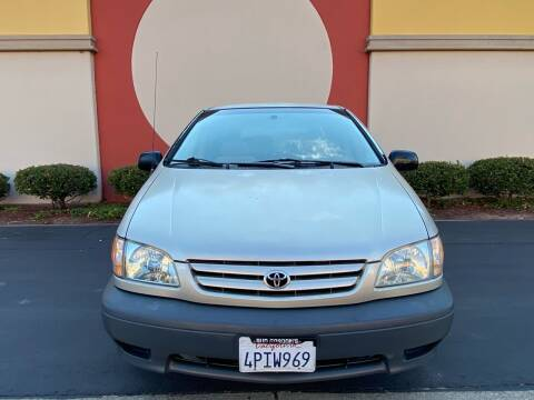 2001 Toyota Sienna for sale at Carpower Trading Inc. in Anaheim CA