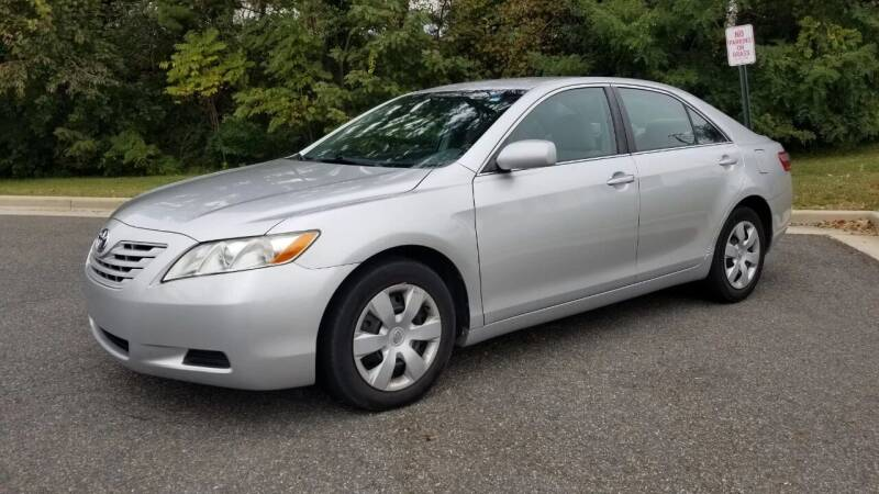 2009 Toyota Camry for sale at Total Package Auto in Alexandria VA