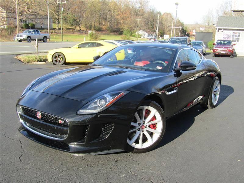2015 Jaguar F-TYPE for sale at Guarantee Automaxx in Stafford VA